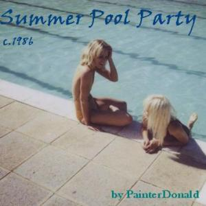 Pool Party Mix Cover