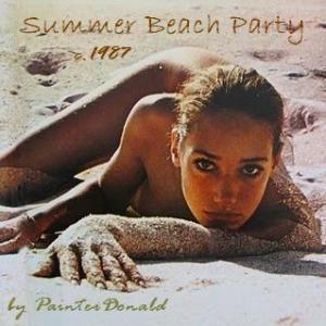 Beach Party Mix Cover