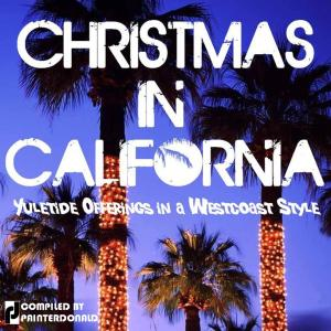Christmas in California Cover